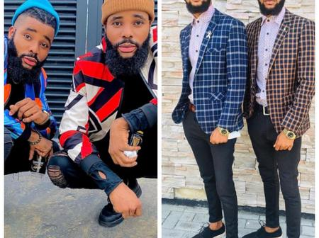 Check Out Recent Photos Of The Twins, '2Piz' Who Are Making Waves In The Music Industry