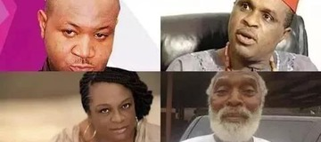 17 Dead Nollywood Actors And Actresses You Didn't Know About (Nō 6 Will Shock You The Most) »