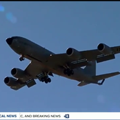 Pilot Allegedly Sight An Unidentified Flying Object(UFO) Flying Above Their Plane