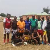 Team Correspondents Chapel to tackle FRSC Team