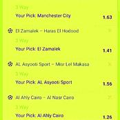Place & Win Massively from Today's Well Analysed Bets With Great Odds i.e Manchester City, Liverpool