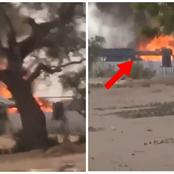 As Boko-Haram Unleash Attack On Borno, See 2 Things That Happened In The Released Attack Video
