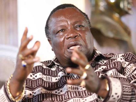"Atwoli Clears Air on Claims Uhuru is Undermining Politicians, Speaks About The ""High Table"""