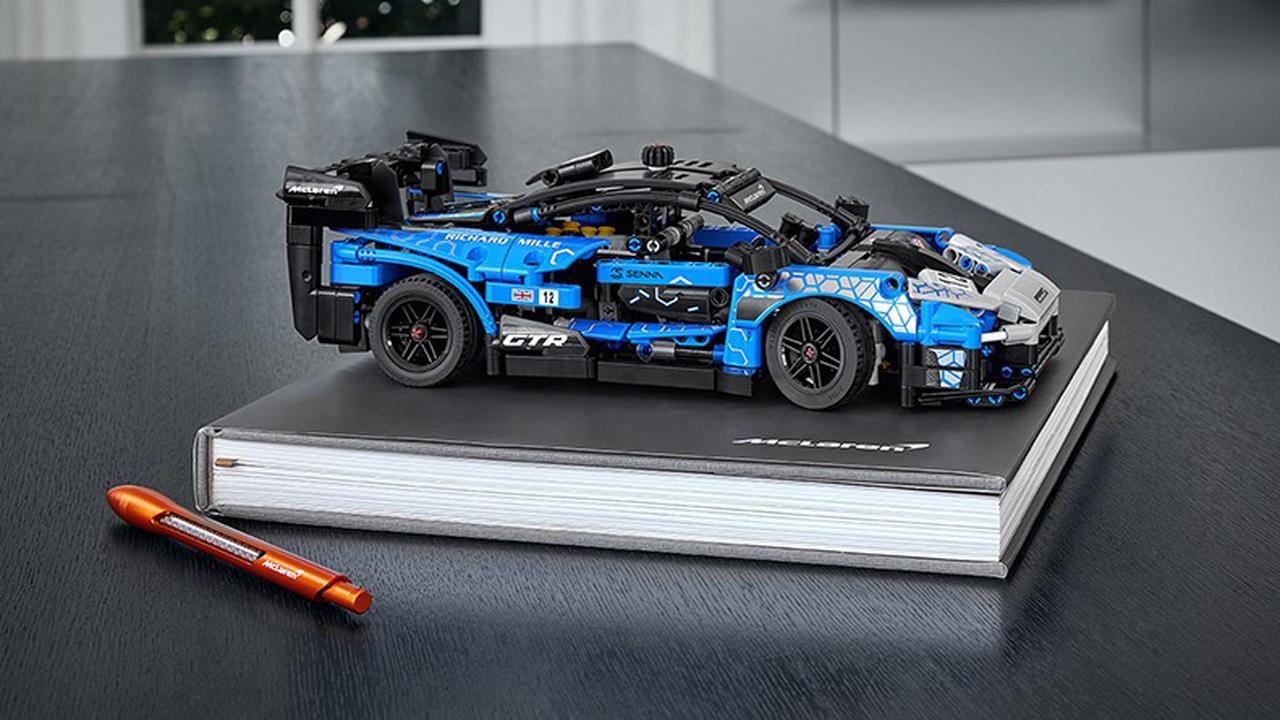All the LEGO Technic 2021 sets are already available to order