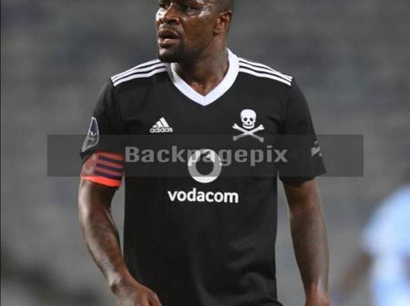 Ntsikelo Nyauza Shares The Secret Behind Donning The Armbelt & His Recent Success At Orlando Pirates