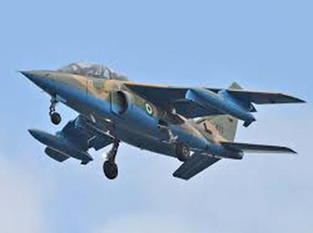 Checkout What You Might Not Know About Nigeria NAF Alpha Jets