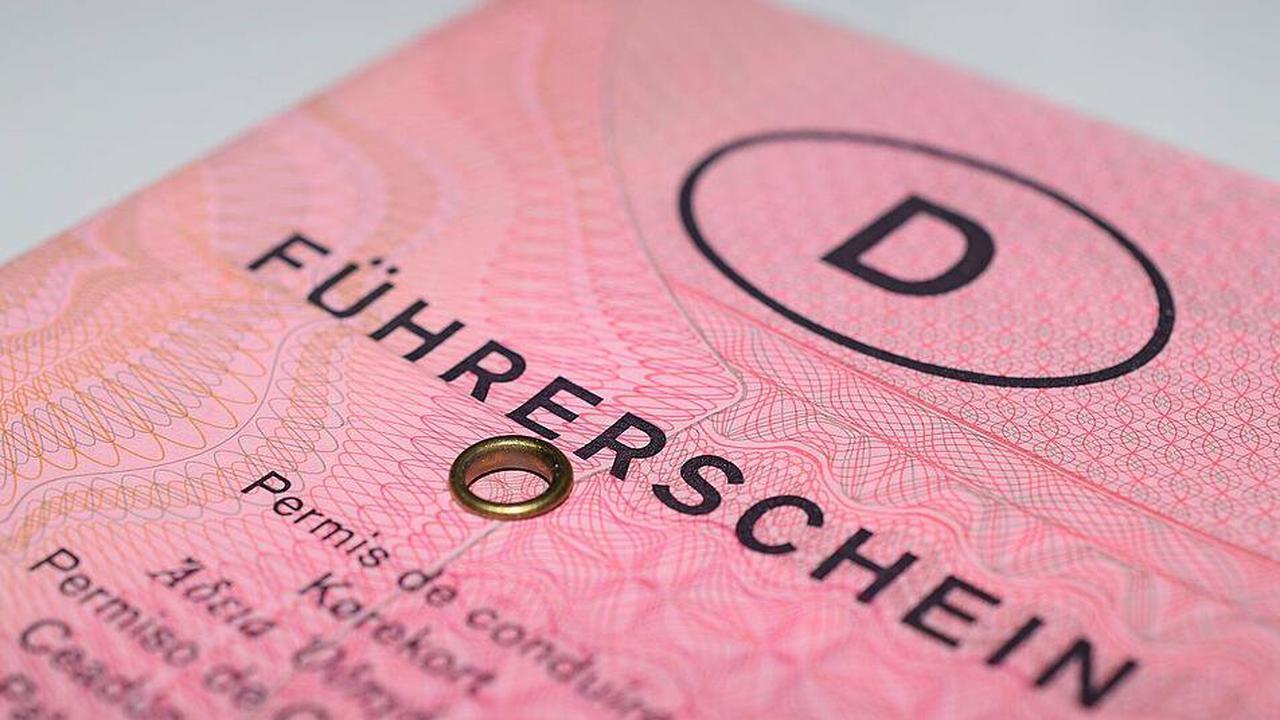 Alte Führerscheine müssen bis 2022 getauscht werden: Welche Jahrgänge jetzt an der Reihe sind