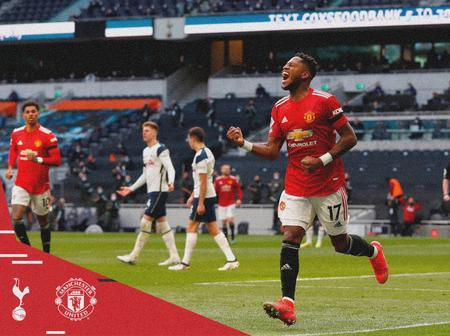 Comeback Kings: Manchester United do it Again as They Come From Behind to Beat Spurs
