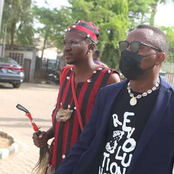 Open Letter To FG To Arrest Sowore's Native Doctor For Not Wearing Nose Mask
