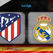 What to expect in today's match between Atletico Madrid and Real Madrid.