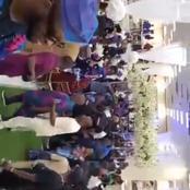 Beautiful Video Of Yinka Ayefele And Davido Performing Together