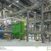 La plus grande usine de caoutchouc d'Afrique en construction à Soubré.