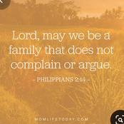 Powerful Prayers For Family Unity