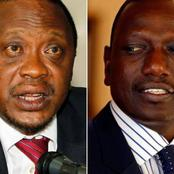 DP Ruto The Last Man Laughing After President Uhuru Kenyatta Waking Up To Worrying News