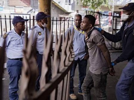 South Africans are left in disbelief after police arrest KwaZulu Natal's most feared hitman