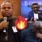 Let's Ask Kelvin Taylor- Ghanaians React Massively To Serious Question Franklin Cudjoe Asked Online