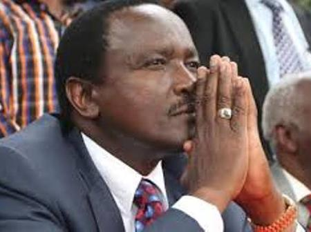 Kalonzo Musyoka Apologizes To Joshua Kulei For Messing Up During Mourning Late Kiptanui
