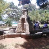 What is Happening at Kisumu Park That is Adjacent to The Central Police Station.
