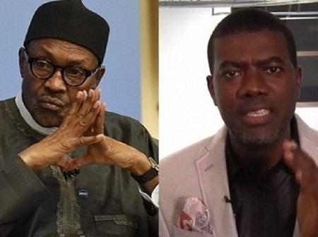 I'm asking my President to return to Nigeria to use our hospitals -Reno Tells London POLICE
