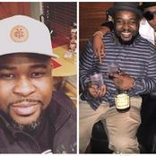 The Nigerian Music Producer That Was Allegedly Shot, See Photos Of Him With Friends Before His Death