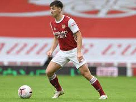 Arsenal to replace Auba's captaincy with this guy.
