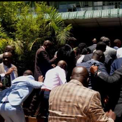 Chaos Erupts in Nyamira County Assembly For The Second Time (Video)