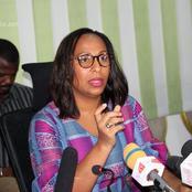 COCODY / Yasmina Ouégnin aux habitants de Angré : «faire barrage à l'absolutisme»