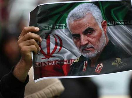 Iran's Foreign Minister Says -