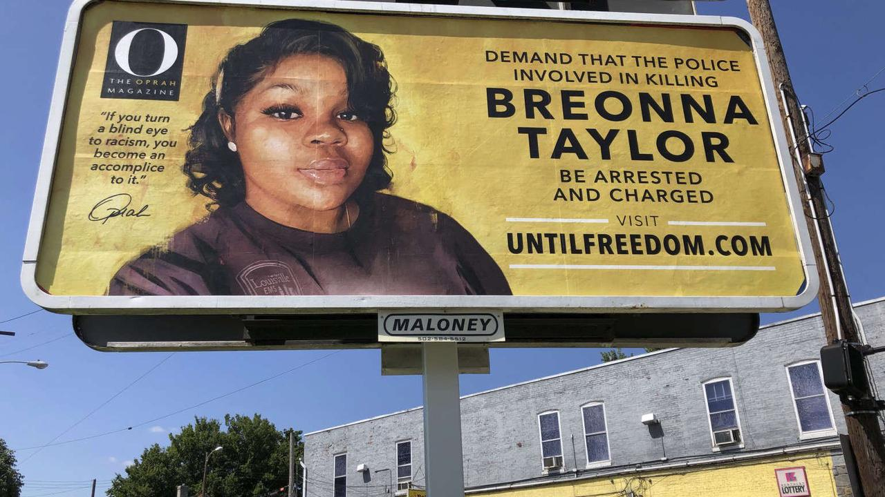 Officers shouldn't have fired into Breonna Taylor's home: Report
