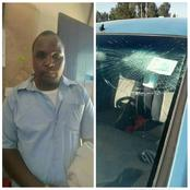 Notorious Matatu Driver Who Smashed A Vehicle's Windscreen In Traffic Is Reportedly Arrested