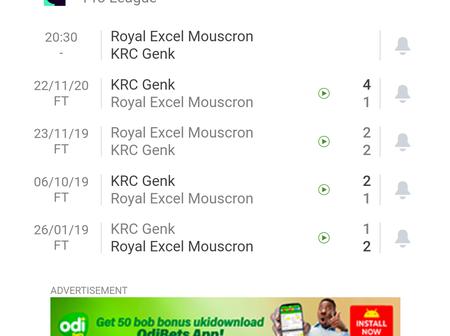 Over 2.5 Belgium pro league games prediction