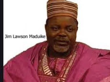 Another Nollywood Actor Jim Lawson Bids The World Farewell