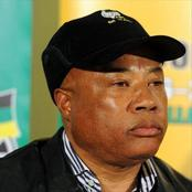 Tony Yengeni says