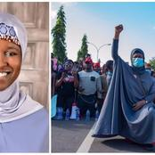 Aisha Yesufu Reveals How She Escaped Death During #EndSars Protest