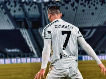 Cristiano Ronaldo scored against Napoli, see the record he set today