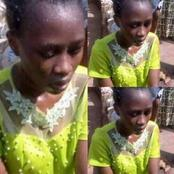 25 Years Old Lady Who Came From Lagos To Visit A Man In Abuja Stranded As The Man's Phone Was Off
