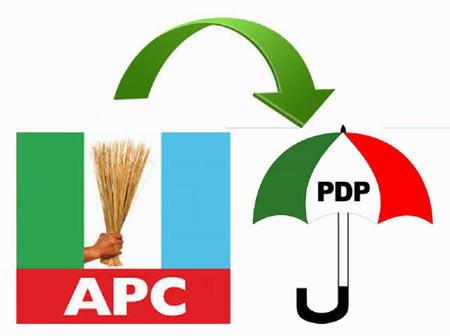APC Ex- Deputy Governor Defects To PDP