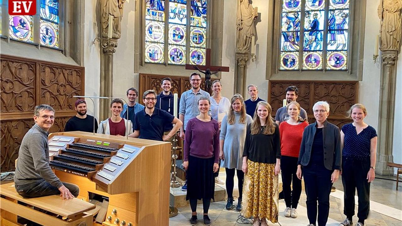 Konzertprogramm aus Orgel