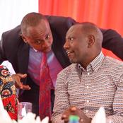 Ruto's Office Changes Tune Day After Mt Kenya Reaction on His Reunion With Raila