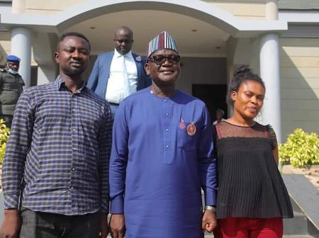 Opinion: Governor Ortom Was Wrong For Reconciling This Couple, The Husband Should Have Been Jailed