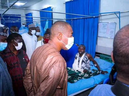 After Boko Haram Killed And Injured Many People In Borno, See What The State Governor Did Today