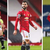 How Man U will line up against city with 6 players out; as United set to end Man City winning run