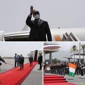 À Une semaine des législatives, Ouattara s'envole pour Paris pour un échange avec Macron et Ledrian