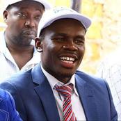 Tangatanga Legistlator Silvanus Osoro Charged With Malicious Damage of Property at Kisii Law Court