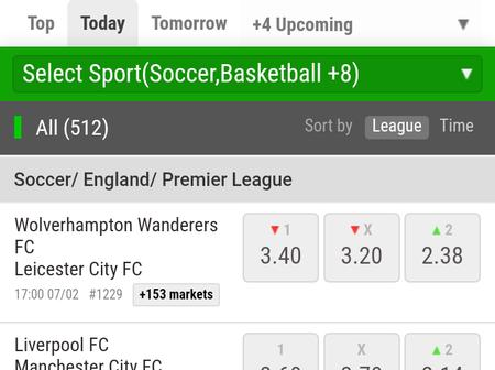 End Sunday in style with this 5 correct predictions for tonight matches
