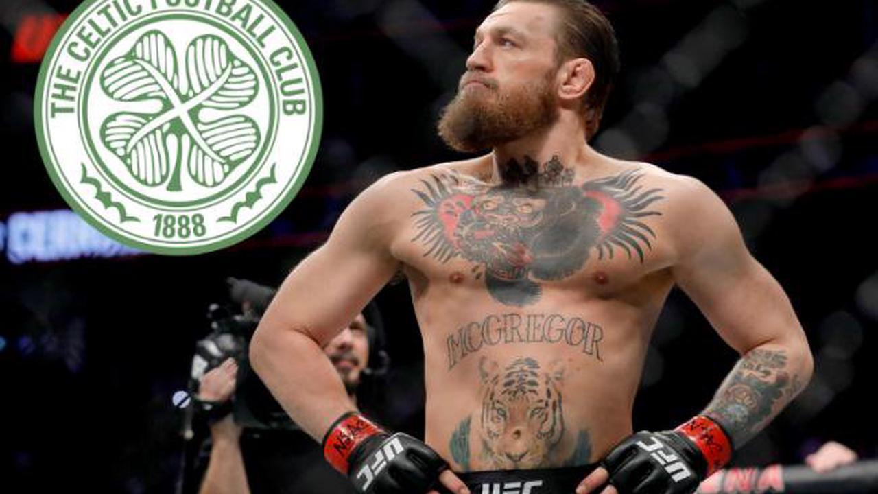 UFC superstar Conor McGregor details talks to buy Celtic shares from Dermot Desmond