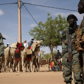 8 Malian Soldiers reportedly killed in a suspected militant attack in Bamako