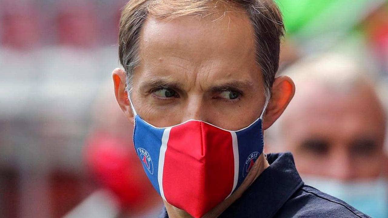 PSG confirms firing of coach Thomas Tuchel