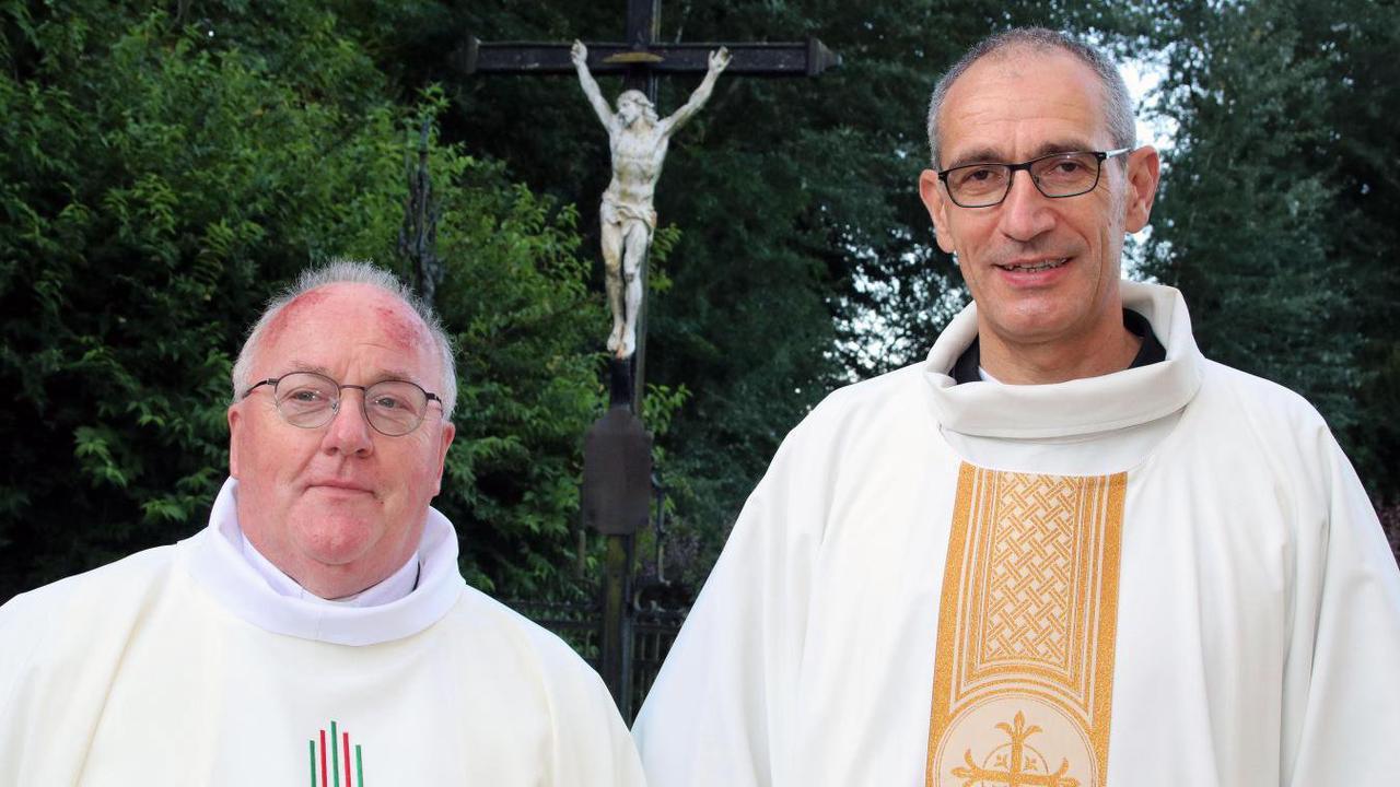 Jean-Claude Facon, prêtre de la paroisse Canche-Ternoise