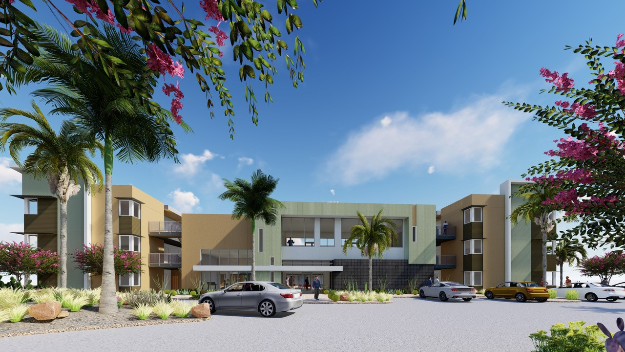 Greenlight Communities will build 2nd 'Cabana' property in Goodyear